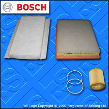SERVICE KIT for SAAB 9-3 1.9 TID BOSCH OIL AIR CABIN FILTERS (2004-2015)
