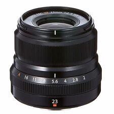 Fuji Fujinon XF 23mm F/2 R WR Lens (Black) *NEW* *IN STOCK*