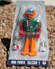 "1970's Diecast ""Vulcan / Valcan"" Robot Shinsei UFO Commander 7 VERY RARE Vintage"