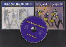RENE AND HIS ALLIGATORS In The Mood CD DUTCH  60'S ROCK ROTATION LABEL