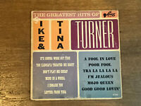 Ike & Tina Turner LP - Greatest Hits - Sue Records 1038