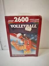 "GIOCHI ATARI 2600 SPORT "" VOLLEY BALL "" VIDEO GAME CARTRIDGE 1988 VINTAGE"