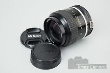 Nikon Nikkor 105mm f/2.5 f 2.5 Ai SLR Lens
