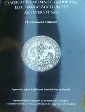 Clearwater Collection English Scottish Coins Medals