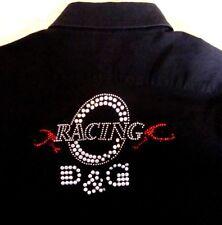 SHIRT slimfit man camicia vintage 90's DOLCE & GABBANA TG.L/XL made  Italy RARE
