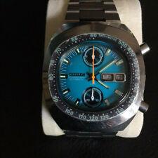 CITIZEN Chronograph 67-9054 Watch rare montre orologio uhr collection vintage