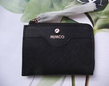 New Mimco SUPERMICRA CARD WALLET