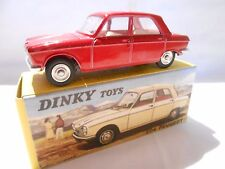PEUGEOT 204 ref.510 - Reproduction DINKY TOYS ATLAS 1/43ème