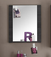 Bad-spiegel Xpress Von Trendteam Esche grau By Wohnorama