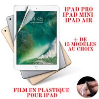 Film Plastique Protection Ecran pour IPAD PRO IPAD MINI IPAD AIR IPAD 2/3/4