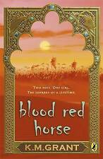 A Blood Red Horse by K. M. Grant (Paperback, 2003)