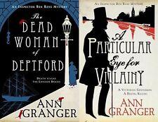 ANN GRANGER _____  2 BOOK SET _____ BRAND NEW ___ UK FREEPOST
