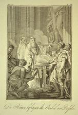 1791 Ovid Metamorphosen Orakel von Delphi Oracle Asclepius Äskulap Asklepios