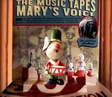THE MUSIC TAPES Mary's Voice CD NEW Merge Records MRG368 Julian Koster BRAND NEW