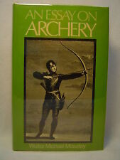 Walter Michael Moseley AN ESSAY ON ARCHERY Facsimile of the 1792 Edition Fine HB