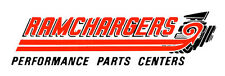 RAMCHARGERS PERFORMANCE PARTS CENTER HOT RAT ROD DECAL VINTAGE LOOK STICKER