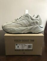 Mens Adidas Yeezy Boost 700 Salt Size 8Brand New In Box Never Worn With Tags