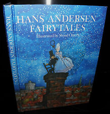 ** HANS ANDERSEN FAIRY TALES ILLUSTRATED DATED 1985