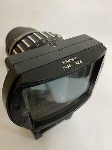 LOMO anamorphic lens ,  35NAS10-3  F=35  1:2.5