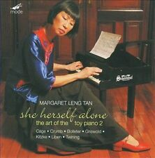 She Herself Alone: The Art of the Toy Piano 2, New Music