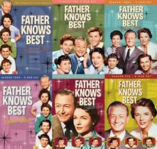 FATHER KNOWS BEST COMPLETE TV SERIES New DVD Seasons 1 2 3 4 5 6