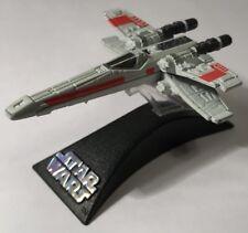 Star Wars Micro Machine Luke Skywalker Rebel X-Wing Starfighter Diecast Titanium