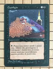 1x Greed (Cupidigia) - MTG - Italian - Legends - Magic