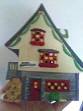 "Department 56 ""Elf Bunkhouse"" North Pole Series Building #5601-4"