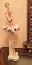 "Giueseppe Armani Figurine "" Ballerina"" # 1802P"