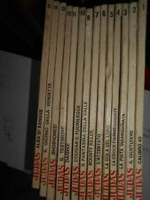 JUDAS. RACCOLTA DEGLI  ALBUM dal n.1 al n. 15 - dal 1979