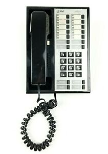 Avaya Merlin HFAI-10 AT&T 10 Button Telephone w/ Handset and Stand Used Tested