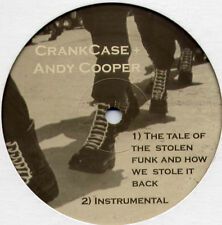 CrankCase / The Tale Of The Stolen Funk And How We Stole It Back