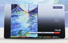 Set of 48 Colors Staedtler Karat Aquarell Premium Watercolor Pencils 125M48