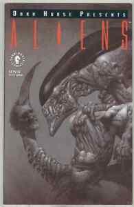 Aliens #1 May 1992 NM