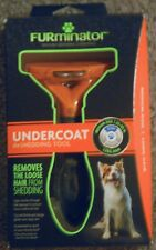 FURMINATOR UNDERCOAT DESHEDDING TOOL (HEAD + HANDLE) FOR DOGS LONG HAIR M