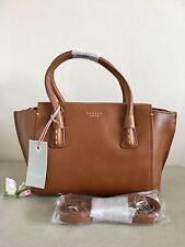 "Radley ""Wimbledon"" Tan Leather Small Multiway Shoulder Bag RRP £179"