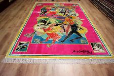 Designer Orientteppich Seidenteppich China 100% Seide Signiert 324 x 191 NEU