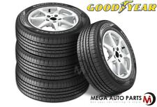 4 Goodyear Assurance ComforTred Touring 205/65R15 94H All Season 80k mi Tires
