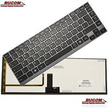 Toshiba U800 U800W U840 U845 U900 U920 U925 Tastatur Keyboard deutsch backlight