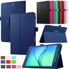 "Folding Stand Cover Kickstand Case For Samsung GALAXY Tab S2 S3 8.0 9.7"" Tablet"