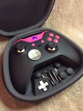 Elite Xbox One 1 Controller - Custom,PINK Led, Buttons, ABXY Letters
