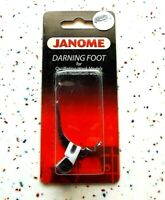 JANOME Darning Foot with Plate for DB Hook Models # 767409012
