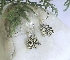 Horse & Western Jewellery Jewelry 925 Sterling Silver Horse Head Earrings