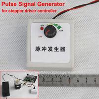 5V Stepper motor driver controller Pulse Signal Generator module Speed Regulator