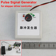 Stepper motor driver control Speed Regulator 5V Pulse Signal Generator Module