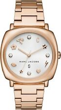 Marc Jacobs Women's MJ3574 'Mandy' Rose Gold-Tone Stainless Steel Watch