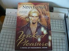 Wicked Pleasure by Nina Bangs #1049