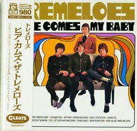 TREMELOES-HERE COME THE TREMELOES-JAPAN MINI LP CD BONUS TRACK B57