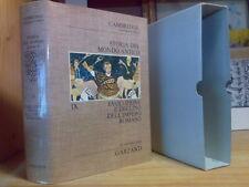 Storia del Mondo Antico - EVOLUZIONE E DECLINO DELL' IMPERO ROMANO - 1974  1°ed.