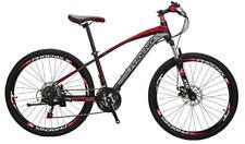 Brand New Cyber 2018 Phoenix  Black&Red 26 inch 21 SP Shimano Mountain bike